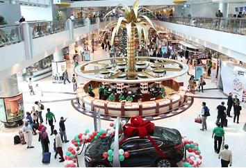 Dubai Duty Free group sales reach $1.93 billion in 2015