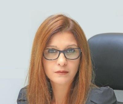 Aline Ashkarian, Patchi's General Manager, UAE