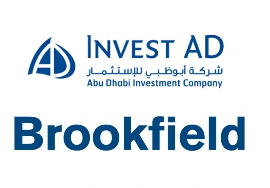 Invest Ad Brookfield In Real Estate Venture Dhow Net