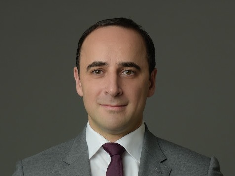 Omar Qirem, the new CEO of Edelman in the Middle East