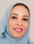 H.E. Dr. Madiha Ahmed Nasser Al Shaibaniya