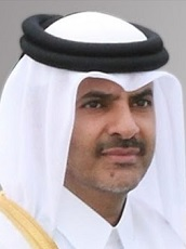 H.E. Sheikh Khalid bin Khalifa bin Abdulaziz Al Thani, Prime Minister of Qatar
