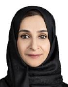 H.E. Jameela Salem Musabbeh Al Muhairi