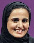 H.E. Sheikha Al Mayassa bint Hamad bin Khalifa Al Thani