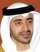 heikh Abdullah bin Zayed bin Sultan Al Nahyan