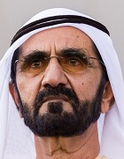 Sheikh Mohammed bin Rashid bin Said Al Maktoum