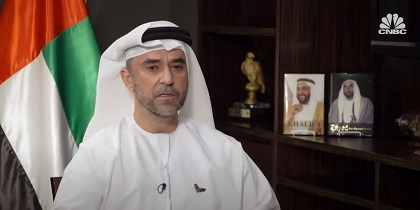 HE Omar Saif Ghobash, Assistant Minister, Ministry of Foreign Affairs