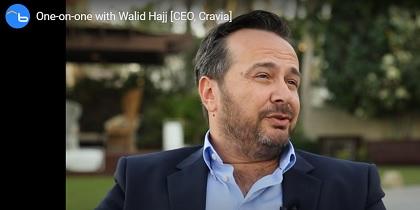 Walid Hajj, Founder, Cravia Inc